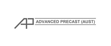 Advanced Precast Australia Logo